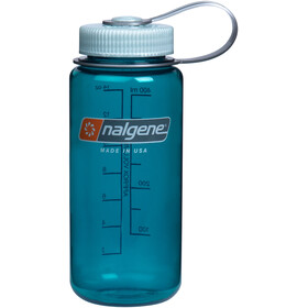 Nalgene 0,5L Wide Mouth Bottle Trout Green